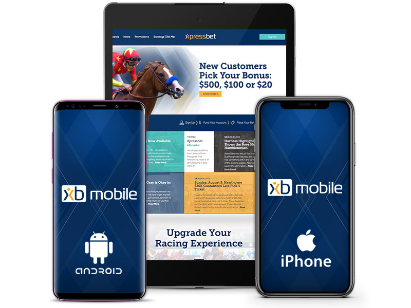 Mobile Wagering